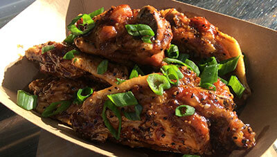 Black Pepper Wings